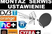 Zdjęcie do ogłoszenia: Montaż Anteny Naprawa Ustawienie Anteny Satelitarnej/ Dvbt na balkonie Kielce