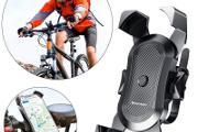 Zdjęcie do ogłoszenia: Uchwyt Na Telefon Na Kierownicę Rowerowy Motocyklowy