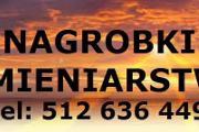 Zdjęcie do ogłoszenia: +++TANIE NAGROBKI GROJEC+++ tel: 512-636-449
