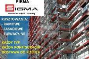 Zdjęcie do ogłoszenia: Rusztowania zestaw 156m2 Producent Rusztowań Każdy Typ Warszawa Janki