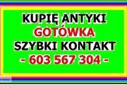 Zdjęcie do ogłoszenia: KUPIĘ ANTYKI – Pewny i Szybki kontakt – DOJEŻDŻAM, PŁACĘ GOTÓWKĄ !