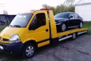 Zdjęcie do ogłoszenia: 510-034-399wyciąganie samochodów z rowu błota śniegu Kałuszyn 510-034-399 laweta całodobowo 24/dobe
