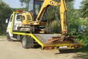 Zdjęcie do ogłoszenia: Transport maszyn budowlanych minikoparek i wiele innych Kałuszyn