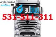 Zdjęcie do ogłoszenia: Usuwanie AdBlue Mercedes Actros MP4 BLUETEC 5 EURO 5 BIAŁYSTOK