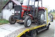 Zdjęcie do ogłoszenia: transport lawetą ciągników rolniczych Dobre/Jakubów