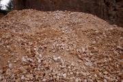 Zdjęcie do ogłoszenia: Kamień drogowy w fundament pod kostkę nasypy drogi Radomsko pospółka