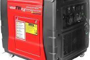 Zdjęcie do ogłoszenia: Agregat prądotwórczy inwerterowy KRAFTWELE I9000 7.2kW!
