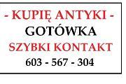 Zdjęcie do ogłoszenia: KUPIĘ ANTYKI - szybko i za Gotówkę - ZĄBKOWICE ŚLĄSKIE i okolice ...