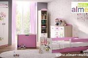 Zdjęcie do ogłoszenia: bajkowe meble dla dzieci SOWY z łóżkiem z grafiką - WYSYŁKA GRATIS