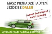 Zdjęcie do ogłoszenia: Pożyczka pod zastaw samochodu. BEZ BIK BIG KRD ! Auto zostaje u Ciebie
