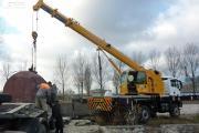 Zdjęcie do ogłoszenia: Dźwig mobilny HIDROKON HK 30 18 T2 - 10 ton