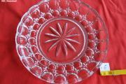Zdjęcie do ogłoszenia: Nr 6 Misa talerz patera kryształowa kryształ PRL