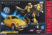 Zdjęcie do ogłoszenia: Transformers Masterpiece Bumblebee MPM-7 Garbus Figurka 15cm