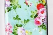 Zdjęcie do ogłoszenia: Samsung Galaxy S4 case etui obudowa wzór kwiaty floral retro