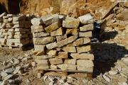 Zdjęcie do ogłoszenia: Płaski kamień na skarpy skalniak murki ogrodowy murowy do ogrodu