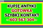 Zdjęcie do ogłoszenia: KUPIĘ ANTYKI - NP.: po LIKWIDACJI NIERUCHOMOŚCI - GOTÓWKA i DOJAZD!