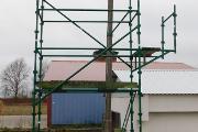 Zdjęcie do ogłoszenia: Rusztowanie klinowe choinkowe 100m2 od producenta Promocja