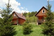 Zdjęcie do ogłoszenia: Domki drewniane całoroczne do wynajęcia w górach.