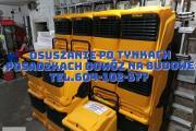 Zdjęcie do ogłoszenia: Osuszanie/wypożyczalnia osuszaczy powietrza Sierakowice