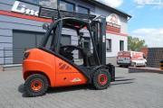 Zdjęcie do ogłoszenia: Wózek widłowy Linde H30D-01 Duplex Przesuw boczny 3T 3.7M / BD-4581