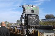 Zdjęcie do ogłoszenia: Używany wibromłot ICE 20 RFW do pracy na dźwigu