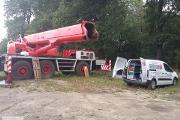 Zdjęcie do ogłoszenia: Dźwig żuraw serwis remonty