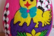 Zdjęcie do ogłoszenia: PISANKI wielkanocne jajka - dekoracje do domu - nietłukące się ozdoby
