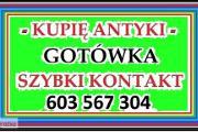 Zdjęcie do ogłoszenia: KUPIĘ ANTYKI / STAROCIE / DZIEŁA SZTUKI, PŁACĘ GOTÓWKĄ - D O J E Ż D Ż A M - ! -