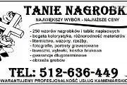 Zdjęcie do ogłoszenia: TANIE NAGROBKI - Karniowice, Trzebinia, Myślachowice tel: 512-636-449