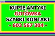 Zdjęcie do ogłoszenia: KUPIĘ ANTYKI - PŁACĘ GOTÓWKĄ za ANTYKI / STAROCIE - kupuje różności - ZADZWOŃ !