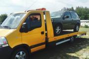 Zdjęcie do ogłoszenia: autostrada A2 Kałuszyn-Mińsk Mazowiecki pomoc drogowa laweta autoholowanie 510-034-399