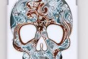 Zdjęcie do ogłoszenia: Samsung Galaxy S4 case etui obudowa wzór czaszka skull print
