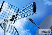 Zdjęcie do ogłoszenia: Montaż anten Satelitarnych / Ustawianie DVB-T oraz SAT Kostomłoty i okolice