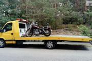 Zdjęcie do ogłoszenia: przewóz motorów Kałuszyn transport motorów Kałuszyn 510 034 399 pomoc drogowa laweta
