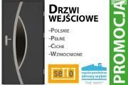 Zdjęcie do ogłoszenia: Drzwi stalowe zewnętrzne marki SETTO wraz z montażem. Polski produkt!