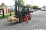 Zdjęcie do ogłoszenia: Szkolenia kierowców wózków jezdniowych. Sieradz, Zd-Wola.
