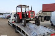 Zdjęcie do ogłoszenia: Laweta. Usługi transportowe Poniec.Transport maszyn rolniczych, przyczep itp.