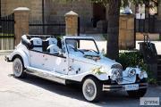 Zdjęcie do ogłoszenia: Do wynajęcia kabriolet Replika Retro Alfa Romeo Nestor Baron na ślub