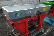 Zdjęcie do ogłoszenia: Nowy 2-talerzowy Rozsiewacz do nawozów GRASS-ROL ocynkowany 600 litrów TRANSPORT