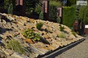 Zdjęcie do ogłoszenia: Kamień dekoracyjny płaski ogrodowy na skalniak skarpy osuwiska ogród piaskowiec