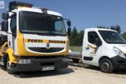 Zdjęcie do ogłoszenia: Pomoc drogowa, Wynajem Lawet, auto lawet, transport koparek, maszyn budowlanych