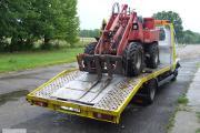 Zdjęcie do ogłoszenia: Usługi transportowe lawetą Kałuszyn laweta transport 510-034-399