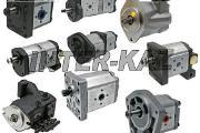 Zdjęcie do ogłoszenia: Pompa HAWE typ: R1.45-1.45-1.45-1,45-300 bar