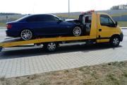 Zdjęcie do ogłoszenia: laweta autostrada A2 Kałuszyn obwodnica Kałuszyn laweta 510 034 399 autoholowanie 24h/dobe