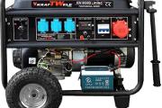 Zdjęcie do ogłoszenia: Agregat prądotwórczy trójfazowy KRAFTWELE OHV9800 LIMITED 9.5kW