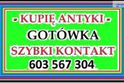 Zdjęcie do ogłoszenia: Z A D Z W O Ń - KUPIĘ ANTYKI / STAROCIE / DZIEŁA SZTUKI - KUPUJĘ za GOTÓWKĘ - WOŁÓW ANTYKI !