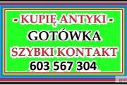 Zdjęcie do ogłoszenia: KUPIĘ ANTYKI / STAROCIE / DZIEŁA SZTUKI - GOTÓWKA - SZYBKI KONTAKT - NAJLEPSZE CENY - ZADZWOŃ ~!~
