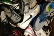 Zdjęcie do ogłoszenia: Buty SPORTOWE Używane - HURT