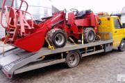 Zdjęcie do ogłoszenia: transport maszyn rolniczych laweta przewóz maszyn rolniczych Latowicz