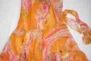 Zdjęcie do ogłoszenia: SUKIENKA zwiewna elegancka wesele NOWA 46 XXL